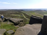 Walk Stannage Edge with CRC again