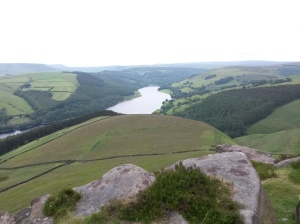 annedegruchy.co.uk image: View from Derwent Edge