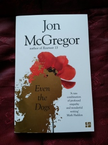 annedegruchy.co.uk image: Book Cover - Even the Dogs